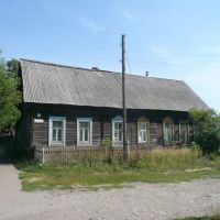 Дом на улице Красной, Уржум