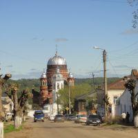 Воскресенская церковь в Уржуме ( 16 в.), Уржум