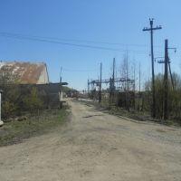 Въезд на Асфальтовый завод., Фаленки