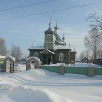 Церковь Георгия Победоносца, Фаленки