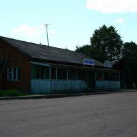 Автовокзал в п. Юрья, Юрья