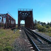 Железнодорожный мост в Юрье, Юрья