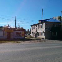 Магазины на улице Калинина, Юрья