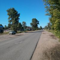 Улица Калинина, Юрья