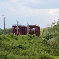 Ж/д мост, Юрья
