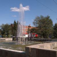 фонтан, Вятские Поляны