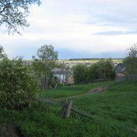 view from Zvenigorod, Визинга