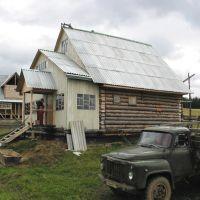 Brothers house | дом брата. 2004-09-12, Визинга