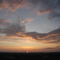 Красивые облака..., Визинга