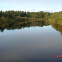 Чудесная река, Вожаель