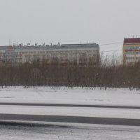 Гостиница Воркута, Воркута