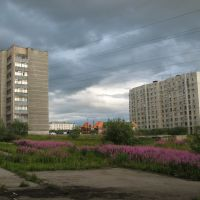 Ул. Яновского, Воркута