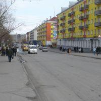 ул. Ленина, Воркута