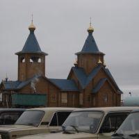 Церковь на Тимане, Воркута