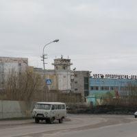 Бульвар Пищевиков, ул. Проминдустрии, Воркута