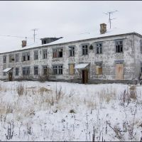 старый дом. окт.2006., Воркута