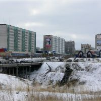 Вид на мост. окт.2006., Воркута