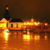 Тиман . Церковь., Воркута