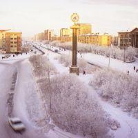 Площадь, Воркута