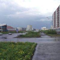 новостройки, Воркута