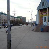 Вниз по ул. Яновского, Воркута