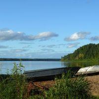 Великая река Печора. Г. Вуктыл, Вуктыл