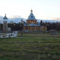 церковь при КСК, Вуктыл