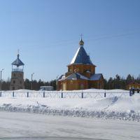 Church, Вуктыл