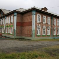 школа в Елецком, Елецкий