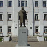 Памятник В.И.Ленину, Емва
