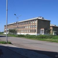школа №34 (фото Окишева Игоря), Заполярный