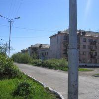 Вид на Дом Быта ул.Ленина 15.(фото Окишева Игоря), Заполярный