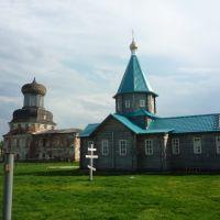 Церкви, Ижма