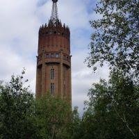 Интинская башня, Инта
