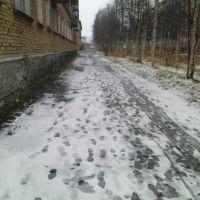 улица Чернова, Инта