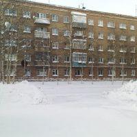 улица Чернова, вид на дом 2, Инта