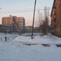 по ул.Дзержинского, Инта