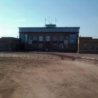Аэровокзал Инты, Инта
