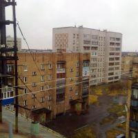 С крыши куратова 46, Инта