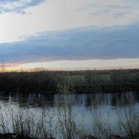 Поворот реки, Инта