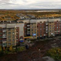 Куратова-41, Инта