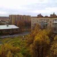 С крыши горького 15, Инта