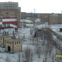 Инта.ул.Воркутинская, Инта