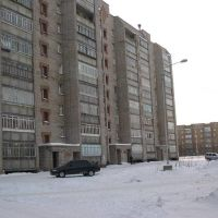 Мира-47 (Дом Середенко), Инта