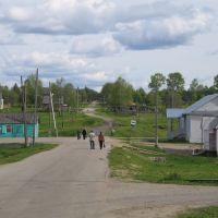 село Кажым (улица Советская), Кажым