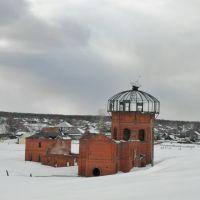 Коми. Кажим. Завод 03.2011, Кажым