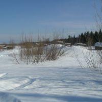 Рыбацкий поселок на Кожиме, Кожым
