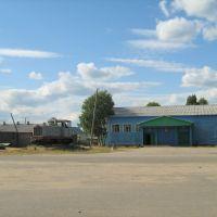 Тепловоз в Койдине, Койгородок
