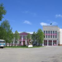 Администрация Койгородского района, Койгородок