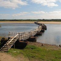 """Мост из к/ф """"Овсянки"""", Кослан"""